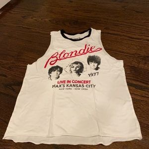 BLONDIE TANK TOP